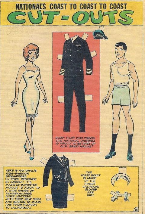 stewardess 42