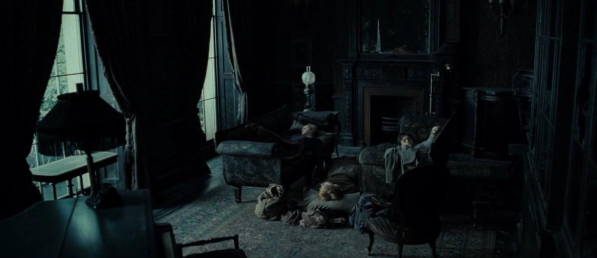 Fora de Hogwarts H-p
